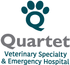 Quartet Veterinary Specialty & Emergency Hospital Retina Logo